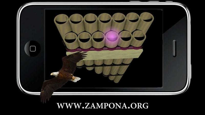 El Condor Pasa Zampoña Tutorial