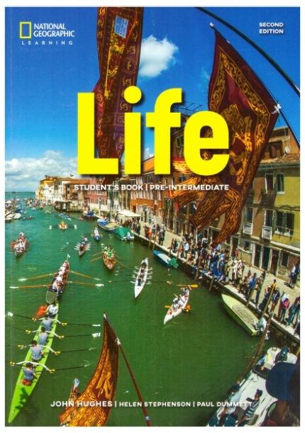 Life Pre-Intermediate Second Edition