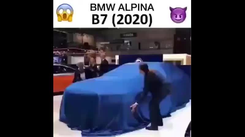 New ALPINA
