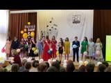 ВЫПУСКНОЙ Полины в музыкпльной школе