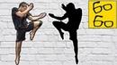 Бой с тенью в тайском боксе 10 заданий для новичков и опытных бойцов муай тай с Виталием Дунцом