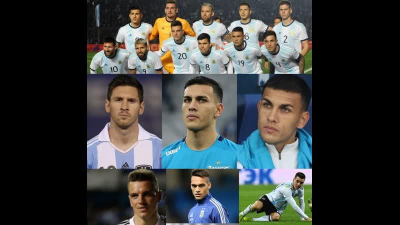 Кубок Америки 2019 Аргентина Чили 2 1