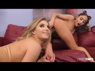 Isabella nice and nikki peach [lesbian]