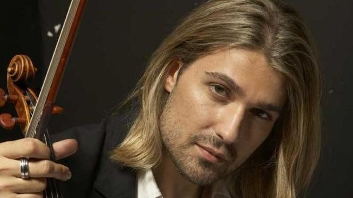 David Garrett - Hey Jude, Scherzo (9.Sinfonie) (Ludwig Van Beethoven), Stop Crying Your Heart Out (Oasis), They Don't Care About Us