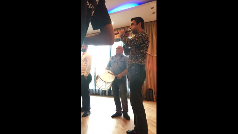 Temur Aslanyan Nugzare Halo 2019 Свадьба в Тбилиси