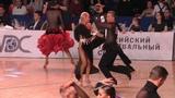 Stepanov - Tsyplyakova Samba RDU Championship Youth 1 Latin 2019