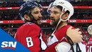Hurricanes Send Off Stanley Cup Champion Capitals With Handshakes