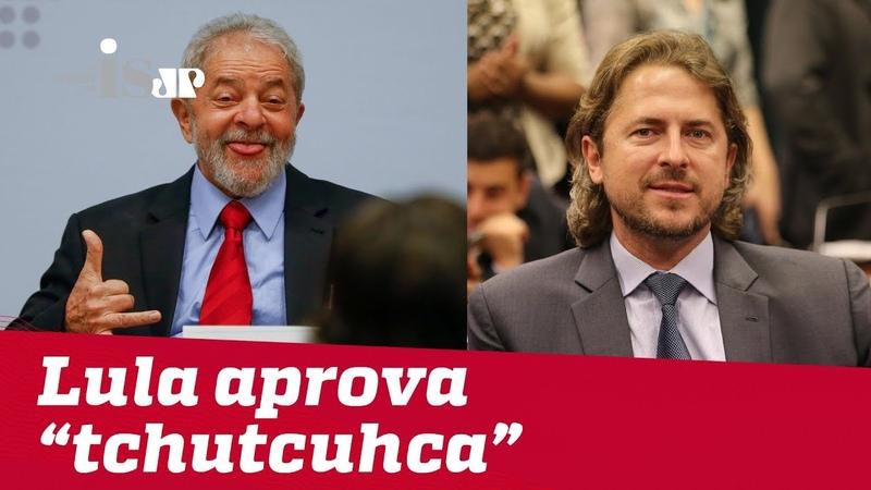A cartinha de Lula ao filho de Zé Dirceu