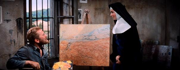 «Жажда жизни» (1956, США) В главной роли Кирк Дуглас