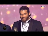 Murex D'or Awards in Beirut The Best Actor - Can Yaman