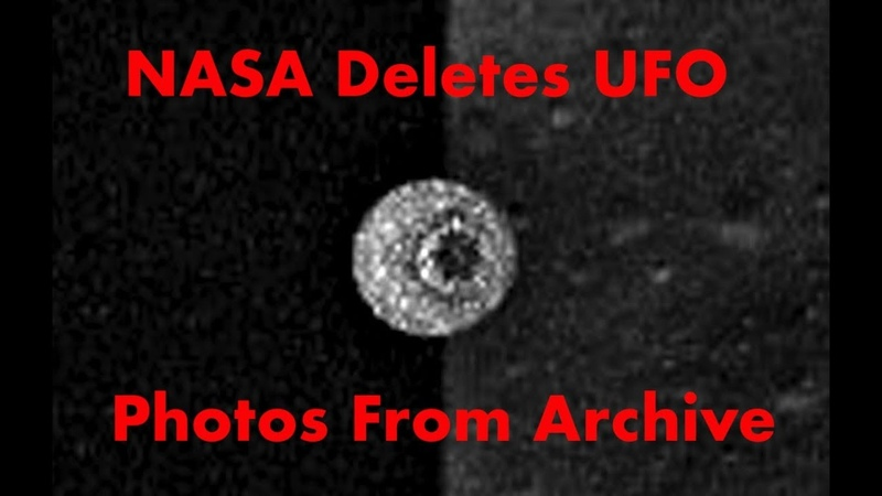UFO Exits Door In Moon Deleted From NASA Image Archive April 2019 UFO Sighting News
