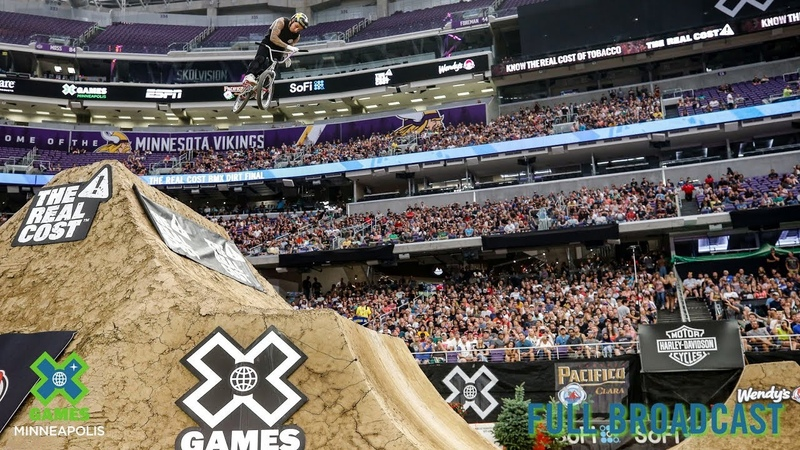 REPLAY: BMX Dirt | X Games Minneapolis 2019 insidebmx