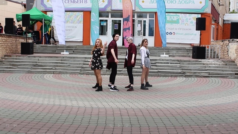 [KPOP DANCE IN PUBLIC CHALLENGE] KARD - BOMB BOMB(밤밤) | cover by YB MOBB
