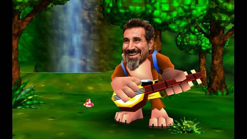 Youve heard of Banjo-Kazooie, now get ready for Banjo Chop Suey