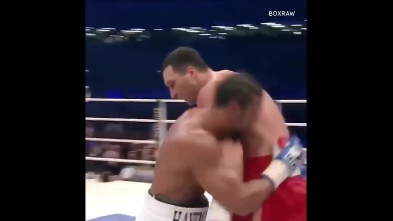 Хайлайт карьеры Владимира Кличко