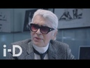 One of Karl Lagerfeld's Last Interviews Ever [Turn Subs On]