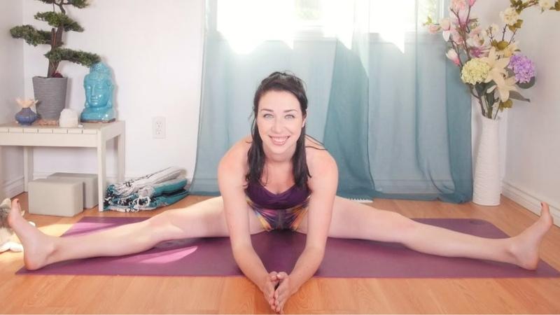 Yin Yoga for Side Splits - Middle Splits Yin Inner Groin Hamstrings {50 min}