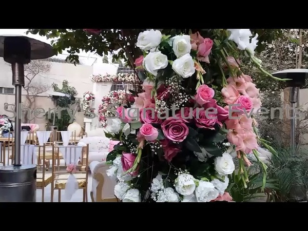 House Decoration for Wedding Ceremony In Lahore by Sherrys Signature Events