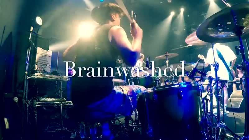 [Twitter] Official WANI@おはわに (@drums_wani) Brainwashed 24.06.2019