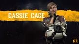 Combo Cassie Cage MK11