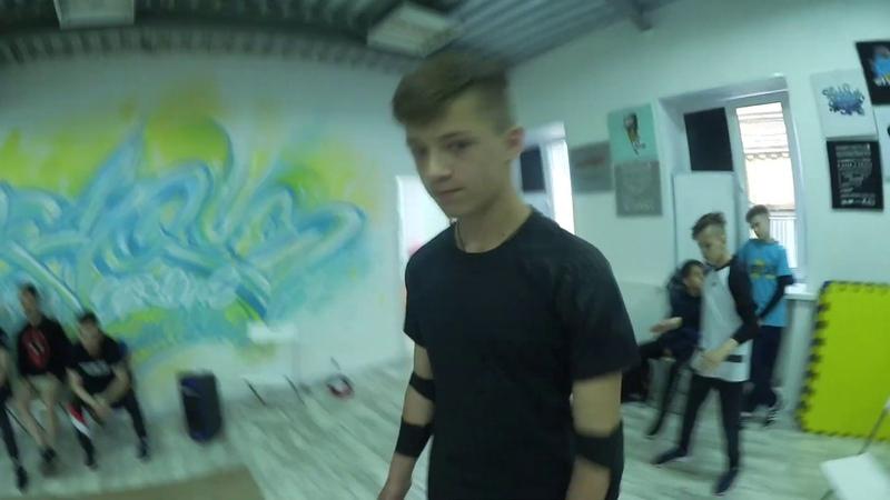 СТИМУЛЯТОР 13 | Ваня vs Илья | Школа брейк данса Нижний Новгород SERIOUS DANCE SCHOOL