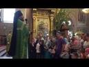 2019 06 16 Проповедь иеромонаха Филарета в день Святой Троицы