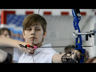 Лучники поборолись за титул Чемпиона Волжского