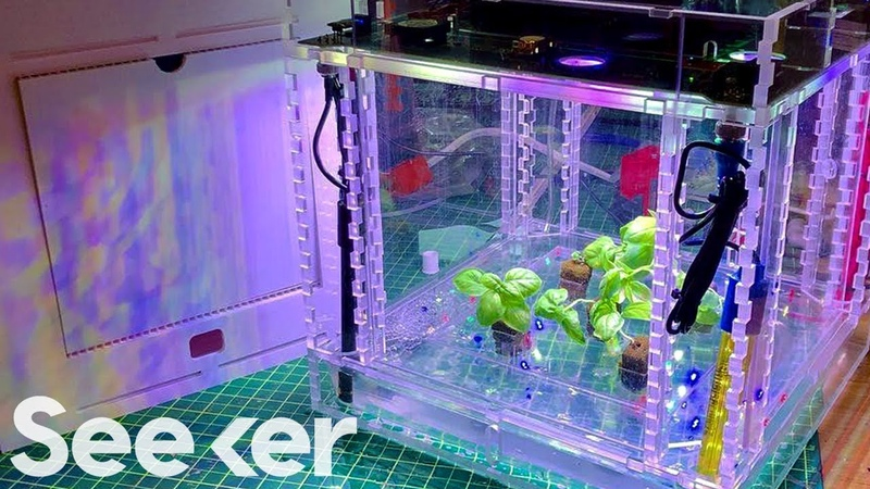 Food Computers Are Here and They're About to Revolutionize Agriculture