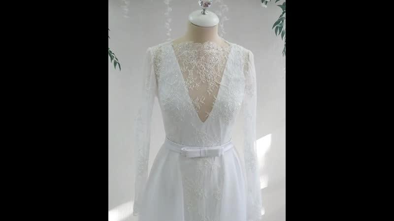 Свадебное платье для Елизаветы