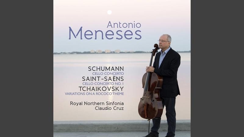 Variations on a Rococo Theme, Op. 33: Var. III. Andante sostenuto