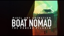 Pixel Art Animation Short | Boat Nomad