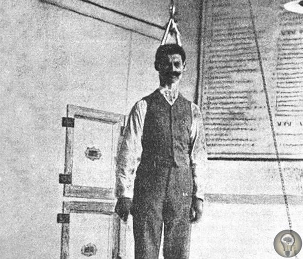 Самоповешение во имя науки. В начале XX века румынский судебный доктор Николае Миновичи решил узнать, что же происходит с людьми во время нахождения в петле. С этой целью он предпринял несколько