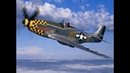 Сборка. Истребитель P51 MUSTANG / Assembly. Fighter P51 MUSTANG
