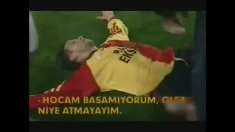 Fatih Terim penaltı atacak futbolcu arıyor.