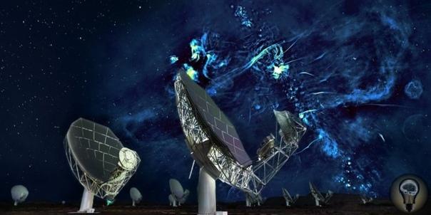 В центре Млечного Пути обнаружены гигантские пузыри. Ученые обнаружили в центре галактики Млечный Путь популяцию космических структур с собственным радиоизлучением. Образование по своей форме