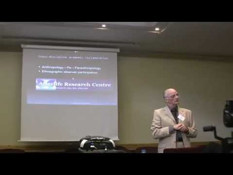 A Talk by Dr Terence Palmer at the Spirit Release Forum Conf. 2013