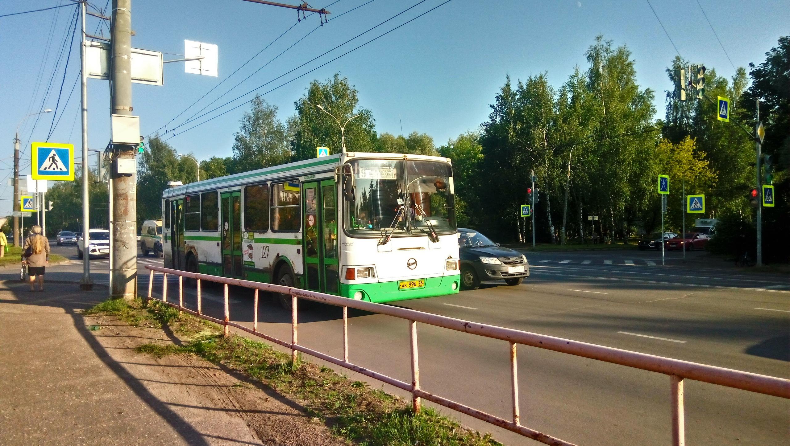 Автобус №9