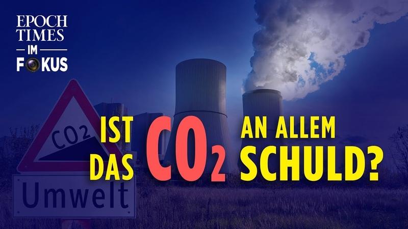 Daniel Prinz Der CO2-Schwindel und die unerwünschten sauberen Alternativen | ET im Fokus