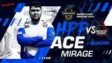 Se7en Esports CSGO - HPP vs Vaevictis Esports Ace + Quadro Mirage