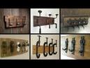 40 Rustic Coat Rack With Shelf
