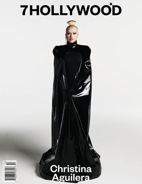 Christina Aguilera for 7Hollywood