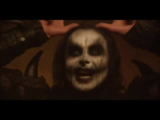 The 69 eyes - two horns up (feat. dani filth) [official video, 2019].