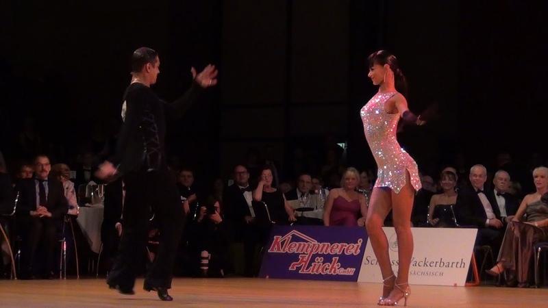 Panteleev - Nechkhaeva, RUS   2015 PD World LAT   solo S