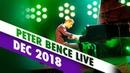 Peter Bence live in Israel (Tel-Aviv) 2018