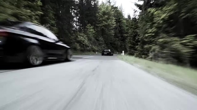 BMW на лету