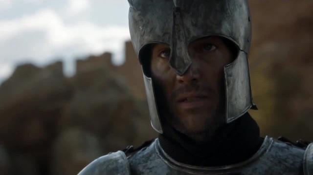 Ned Stark and Arthur Dayne ( Tower of Joy Scene )