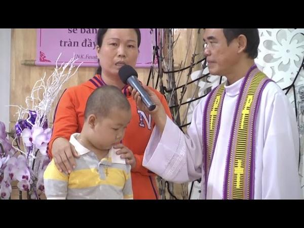 1 Chị Ở Bảo Lộc Có Con Bị Bệnh Ung Thư Máu Lên Làm Chứng Được Chúa Thương Xót Chữa Lành Và Hoán Cải
