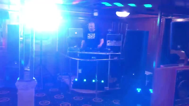Dj Peter Nord Disco Party Dancing part2 13 07 2019 Stockholm Sweden
