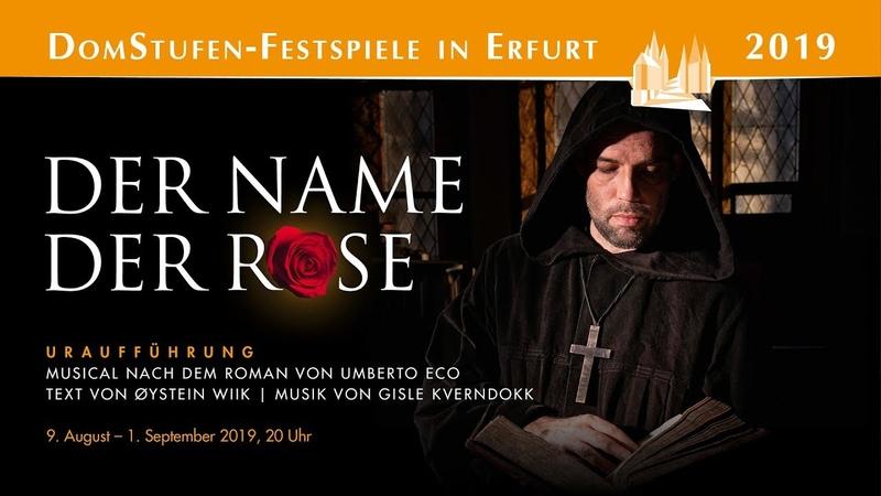 Trailer | Der Name der Rose | Theater Erfurt