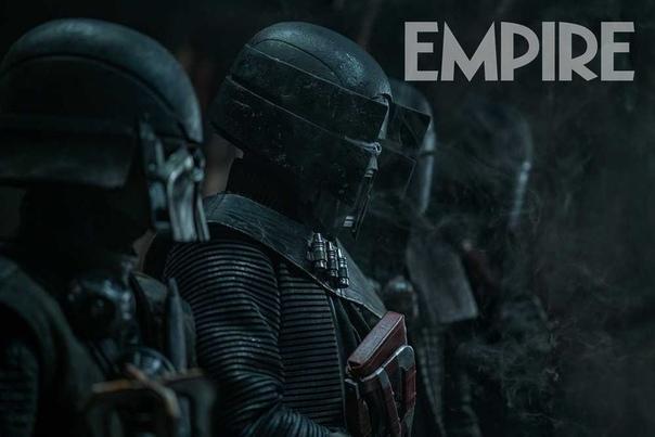 Рыцари Рен на новом кадре фантастики «Звёздные войны. Скайуокер. Восход»